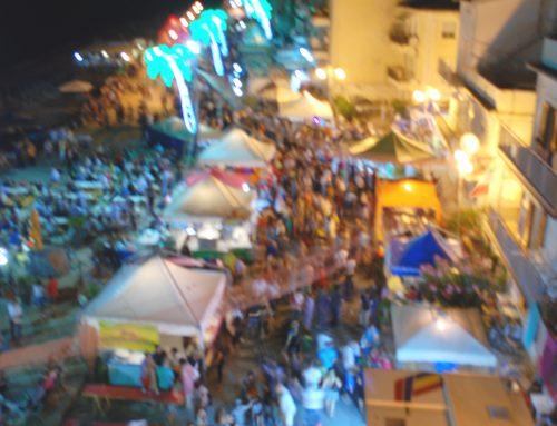"""Fuscaldo: """"Alici in Festival"""" richiama migliaia di persone"""